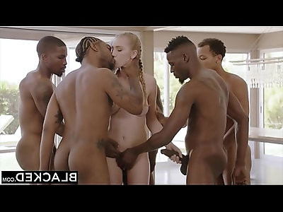 Blacked kendra sunderland bbc interracial nasty gangbang