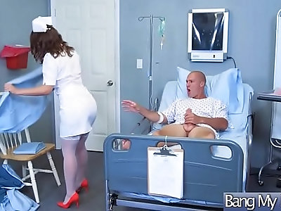 Sex Tape With Dirty Mind Doctor And Hot Slut Patient Lily Love 21