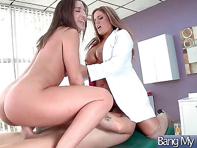 Horny Nasty horny Patient Jasmeen Lefleur Abella Danger Seduce Doctor In Hard Sex Action Scene cli