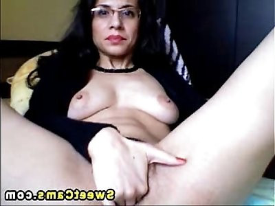 Hot and Naughty Professor POV pussy