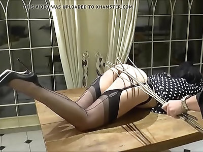 Domestic Discipline spanking caning
