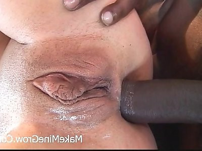 Isabella Big Tits Blonde Get Double Penetration