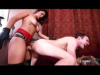 Mia Fucks A Bigger Cock In Front Of Her Husband
