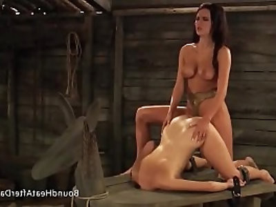 The Submissive Turning Young Teen Into Sexual Slave Toy