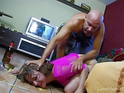 Latina Lovely Takes A Cock Up The Butt