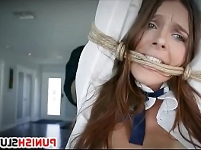 The power of rough sex compels sinner whore Sadie Holmes