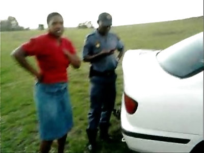 sex at de park, Caught On Camera By Police