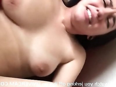 GIRL CRIES TEARS OF JOY FROM ANAL