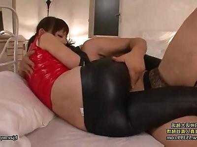 Japan red black