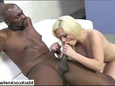 Lex Steele and his interracial whore