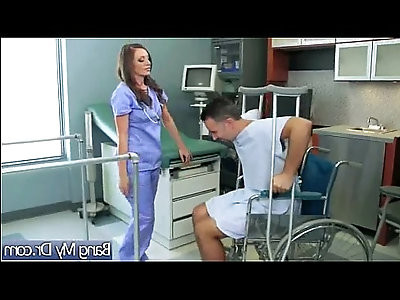 Doctor With big Hard anal Bang A Sexy Patient jamie jackson movie